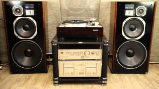 getlinkyoutube.com-Pioneer S-922 винтаж аудио