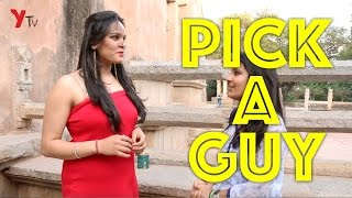 getlinkyoutube.com-YTV: Girls on How To Approach Guys: Pick Up Lines Etc. | How to Pick up Guys - India