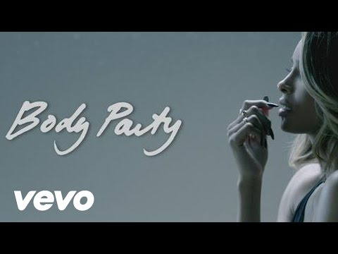 Ciara - Body Party 'Official Video'