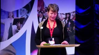 Västerbotten på Grand 2014: Anita Agefjäll om cultural vibrance