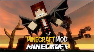 Minecraft Mod: Seja um VAMPIRO (Transforme Os Outros Em Vampiros) - Vampirism Mod