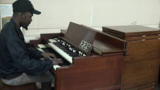getlinkyoutube.com-# 229 B-3 with Leslie 122 for sale Keyboard Exchange International