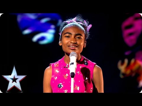 Jasmine Elcock's true colours shine through on stage | Grand Final | Britain's Got Talent 2016