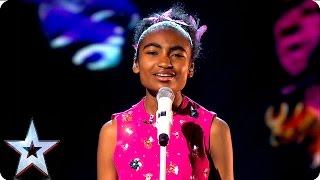 Jasmine Elcock's true colours shine through on stage | Grand Final | Britain's Got Talent 2016 width=