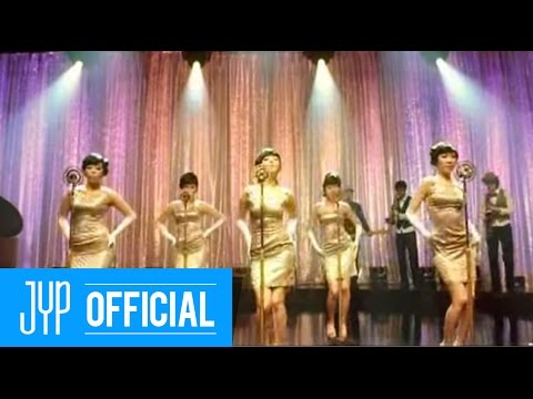 Nobody – Wonder Girls, US Debut Single