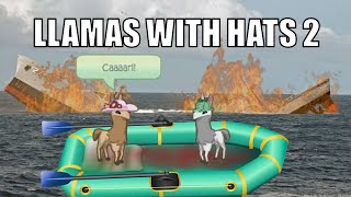 getlinkyoutube.com-Llamas with hats 2 in Animal Jam! (Skit)