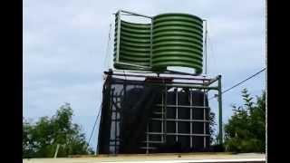getlinkyoutube.com-aerogenerador casero de eje vertical