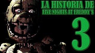 getlinkyoutube.com-La Historia De Five Nights at Freddy´s 3
