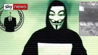 getlinkyoutube.com-Hackers Identifying With Anonymous To Isis: We Will Never Let Up