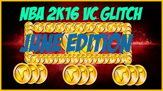 getlinkyoutube.com-NBA 2k16 Unlimited VC Glitch **June Edition**