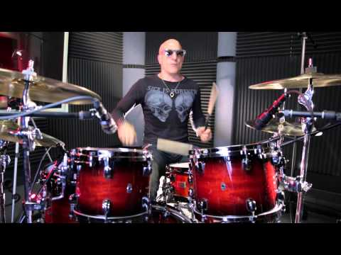 Evans: Kenny Aronoff on the New Evans Heavyweight Snare Head