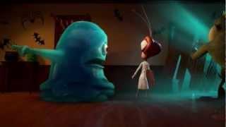 getlinkyoutube.com-Monstruos vs Alienígenas - La noche de las zanahorias vivientes (Audio Latino)