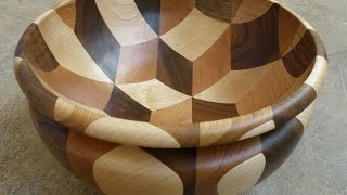 getlinkyoutube.com-Woodturning -  Tumbling Bowl