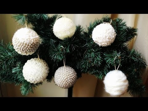 Amigurumi Tutorial Natale : Palla Di Natale Alluncinetto Amigurumi How To Crochet ...