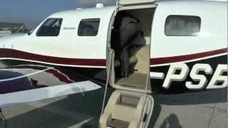 getlinkyoutube.com-Piper Meridian G1000 demo flight