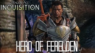 Dragon Age Inquisition - Contacting The Hero Of Ferelden