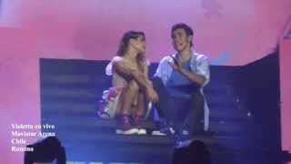 getlinkyoutube.com-Podemos Violetta en vivo - Chile 2013