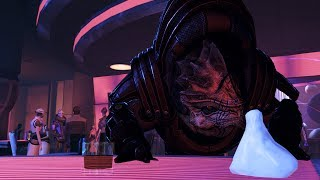 getlinkyoutube.com-Mass Effect 3: Citadel DLC Meeting Up With Wrex