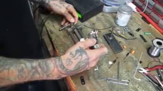 General Spring Change - Coil Tattoo Machine