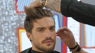 getlinkyoutube.com-Mariano DiVaio | New Hairstyle Tutorial 2015 | Feat. Hanz de Fuko