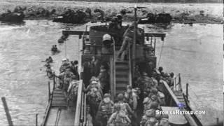 getlinkyoutube.com-D-Day Omaha Beach Survivor
