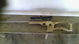 getlinkyoutube.com-Nuevo Rifle cal.22 Casero de fuego