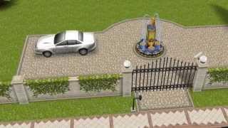 Sims Gratuito || Mansión del ídolo adolescente