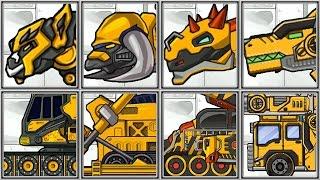 Dino Robot Apatosaurus   Dino Robot Corps - Full Game Play - 1080 HD