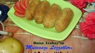 getlinkyoutube.com-İçli Patates Köftesi (Köfte Tarifleri)
