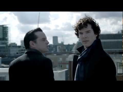 Sherlock : The Reichenbach Fall recap