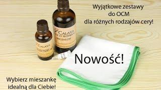 OCM, czyli o co chodzi w oczyszczaniu twarzy olejami? - Calaya.pl