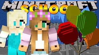getlinkyoutube.com-Minecraft School : LITTLE KELLY BIRTHDAY PARTY!