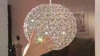 getlinkyoutube.com-Dishwasher safe crystal chandelier