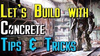 getlinkyoutube.com-Concrete Tips: Fallout 4 Tips and Tricks