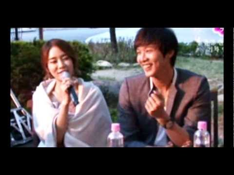 Ji Hyun Woo + Yoo In Na REAL LIFE SWEET MOMENTS