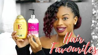 getlinkyoutube.com-MY FAVORITE NATURAL HAIR PRODUCTS