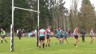 Liberty Rugby 2018 - Varsity vs Chuckanut 4-7-2018