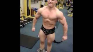 getlinkyoutube.com-16 years old czech bodybuilder