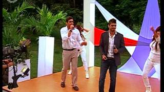 """Manuel y Gabriel López cantan nuevo tema """"Ama a quien te ama"""""""