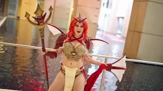 getlinkyoutube.com-C2E2 2015 - Cosplay Celebration - Pt 1