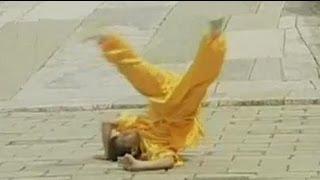 Shaolin drunken kung fu: form 2