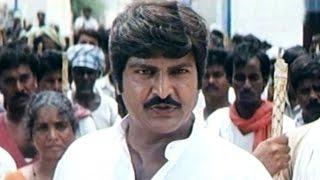 Sri Ramulayya Action Scenes - Sri Ramulayya Fight With Tirumala Rayudu Gang - Mohan Babu width=