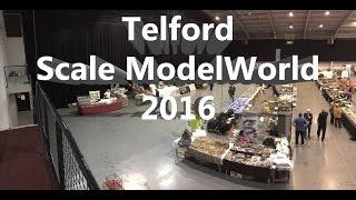 getlinkyoutube.com-Telford Scale Modelworld 2016 IPMS (UK) 12-13 November