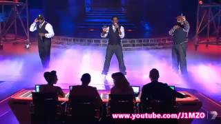 getlinkyoutube.com-The Top 3 & Boyz II Men End Of The Road - The X Factor Grand Final Decider 2012 - Australia