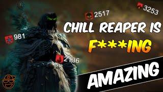 getlinkyoutube.com-Guild Wars 2: Chillormancer Reaper is F***ing AMAZING + BUILD   WvW Roaming   Necromancer Gw2