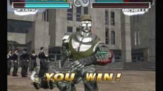 getlinkyoutube.com-Tekken Tag Tournament - P.Jack + GunJack