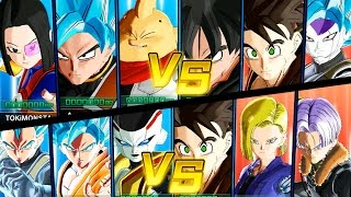 getlinkyoutube.com-Dragon Ball Xenoverse – FAN FRIDAY FINALE (PC Gameplay) E179