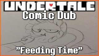 "getlinkyoutube.com-Undertale - Comic Dub: ""Feeding Time"""