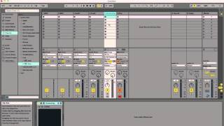 getlinkyoutube.com-Numerology4 : Transpose a Sequence from an Ableton Live Clip