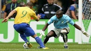 Ronaldo Phenomenon Vs Goalkeepers